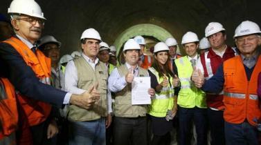 Línea 2: reinician obras del megaproyecto tras aprobarse estudios de ingeniería