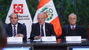 PPK: PBI de Perú solo crecerá 3% este año por efectos de El Niño y escándalo Lava Jato