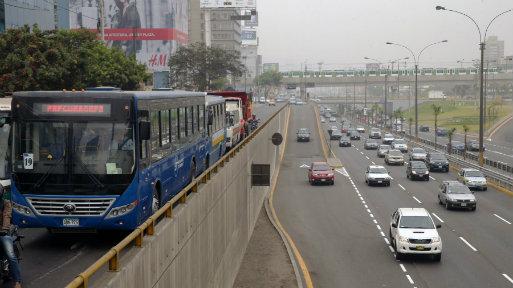 Lima recupera la Av. Javier Prado