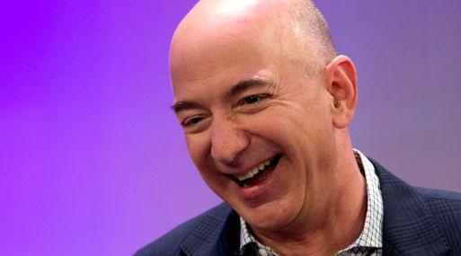 Jeff Bezos. (Foto: Reuters)