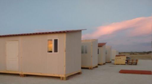 asignan recursos para mdulos temporales de viviendas para los por nio costero