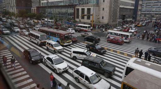 PPK propone crear una autoridad del transporte urbano en Lima y Callao