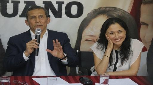 Esta es la estrategia de la Fiscalía si se libera a Ollanta Humala y Nadine Heredia