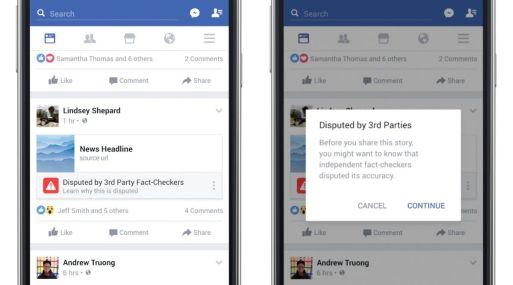 Facebook automatiza esfuerzo para marcar