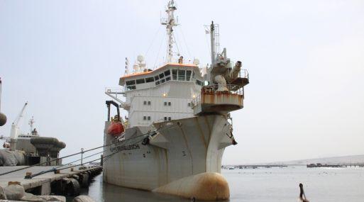 Invertirán US$ 216 mllns. en puerto de Salaverry