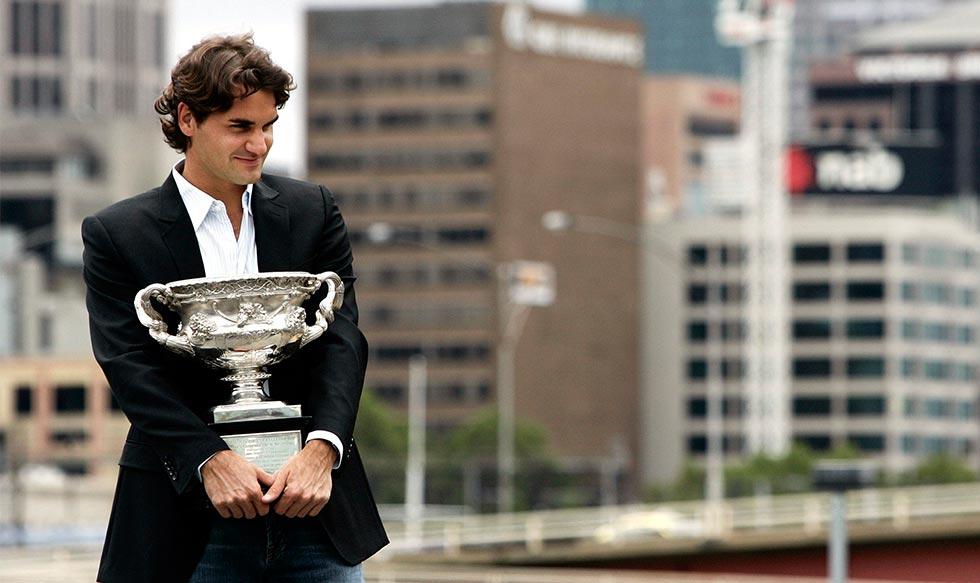 Roger Federer, premios, Federer, tenista