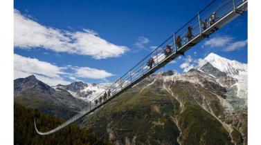 Conoce el puente más largo del mundo recientemente inaugurado. ¿Sabes dónde está?