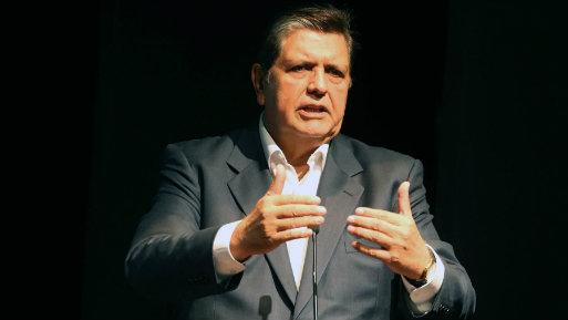 Alan García pide asistir a la Comisión Lava Jato — Odebrecht