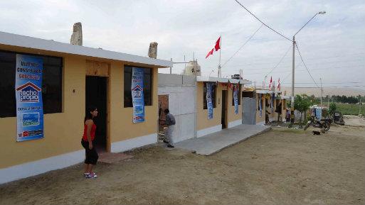 Gobierno amplió plazo del subsidio para reconstrucción de viviendas