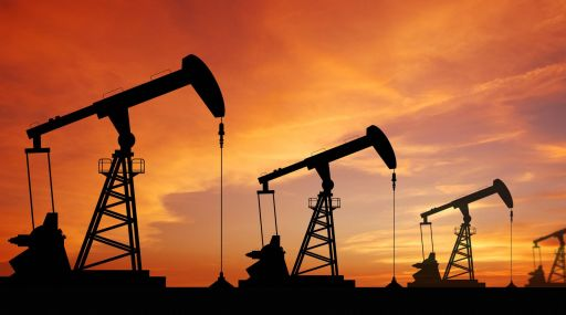 Precios del petróleo bajan por caída de demanda mundial