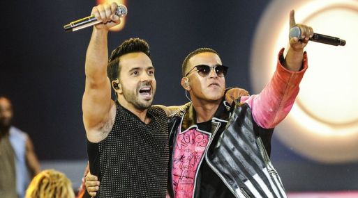 Luis Fonsi y Daddy Yankee enfrentados por