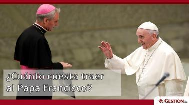 Papa Francisco: ¿Cuánto le costó a otros países de la región la visita del Sumo Pontífice?