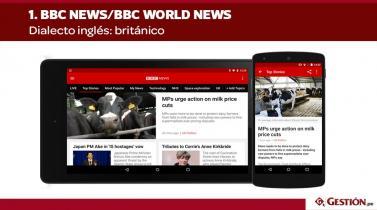 Vea algunos de los mejores medios y apps para aprender inglés
