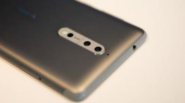 Nuevo teléfono de Nokia apunta a usuarios de Apple y Samsung