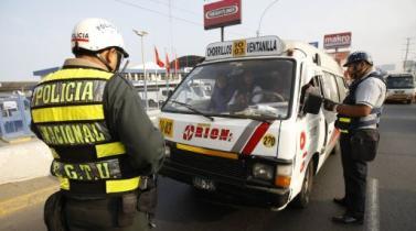 SOAT: Manejar sin seguro es sancionado con más de S/ 400 y retención del vehículo