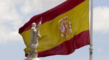 Grúas en Madrid reflejan bonanza de la construcción en España