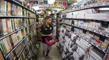 Videojuegos retro tienen glorioso regreso en Japón