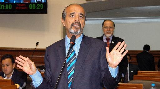 Mauricio Mulder, tercer vicepresidente del Congreso y legislador aprista. (Foto: Andina).