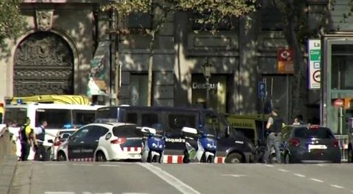 Clase política exhibe unidad frente al terrorismo — España