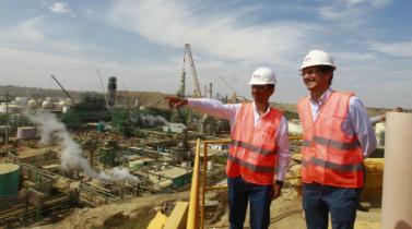 Petroperú no ha sido notificado de demanda judicial por Modernización de Talara