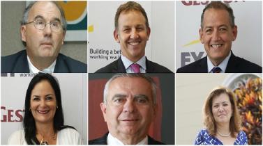 Seis ejecutivos y una sola pasión: la historia