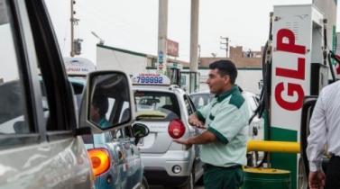Petroperú subió precio de GLP vehicular hasta 2.3% por litro, según Opecu