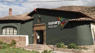 Sunarp: El 88.8% de viviendas del Perú tiene título inscrito en Registros Públicos