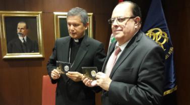 BCR acuña moneda de S/ 1 por cuarto centenario de muerte de Santa Rosa de Lima