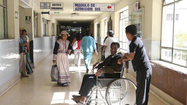 Un sistema de salud con recursos limitados y con más afiliados
