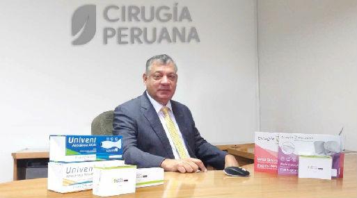 Juan Gamboa, director ejecutivo de Unilene (foto: Unilene).