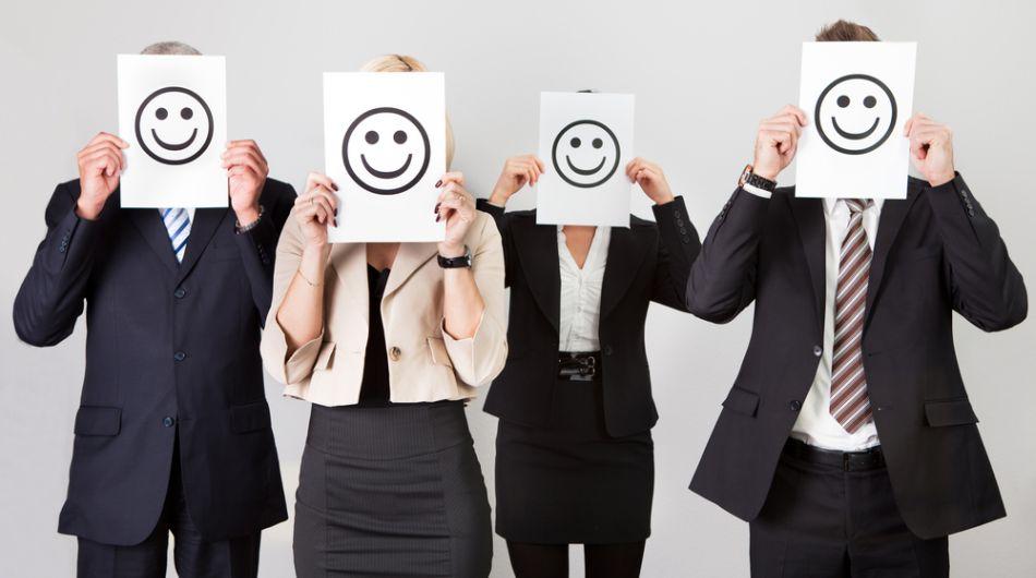 Trabajando.com, sueldos, fotos, felicidad laboral