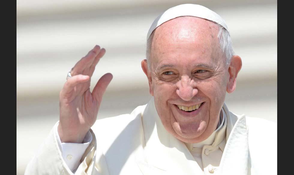 Francisco realizará un último recorrido en papamóvil por Bogotá