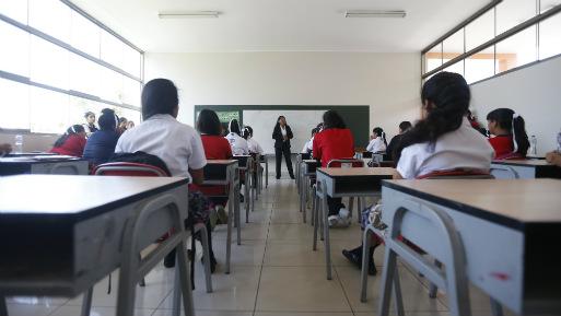 Los colegios privados elevarían sus pensiones el próximo año. (Foto: USI).