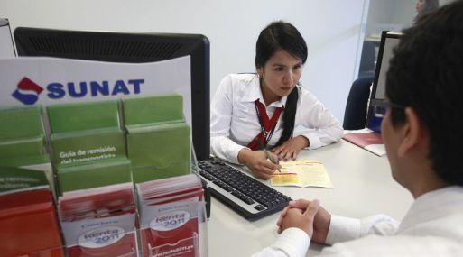 Sunat modifica formulario de rentas no declaradas nacionales y extranjeras.