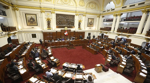 Congreso aprueba polémica ley que crea Bancada Mixta — Perú