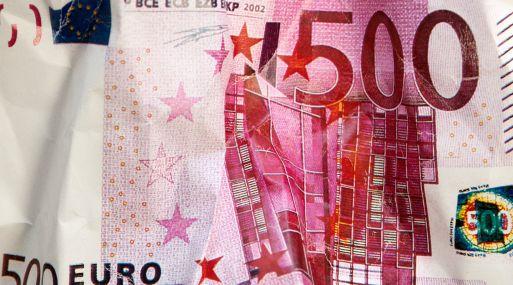 Suiza: encontraron destruidos decenas de billetes de 500 euros en inodoros