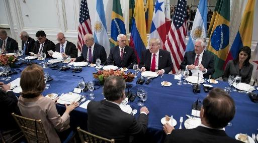 Santos adelantó los puntos sobre Venezuela que tratará con Trump