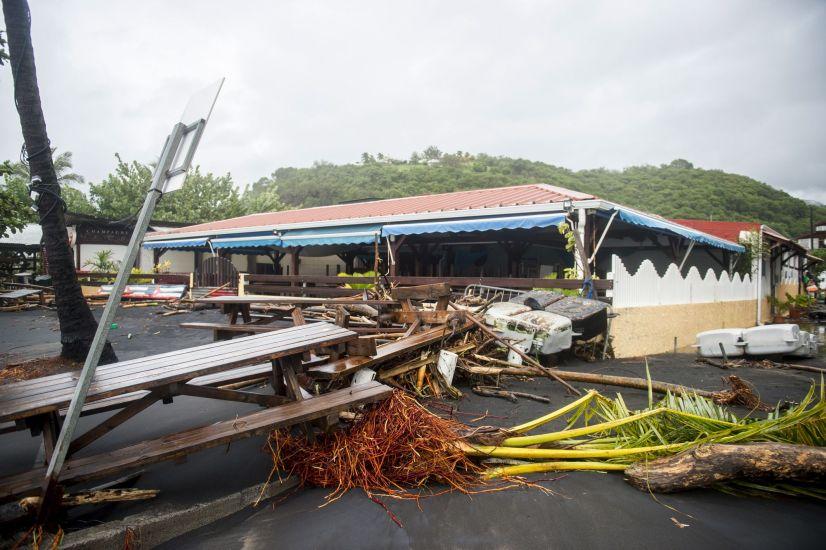 María provoca devastación en Puerto Rico