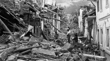 ¿Cuáles fueron los terremotos de mayor magnitud registrados en Latinoamérica?