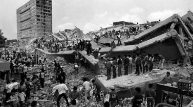 Estos fueron algunos de los sismos más mortíferos en México desde 1985